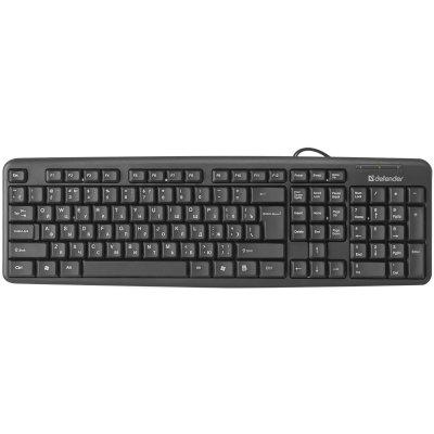 клавиатура Defender Dakota C-270 Black