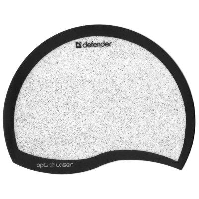 коврик для мыши Defender Ergo opti-laser Black 50511