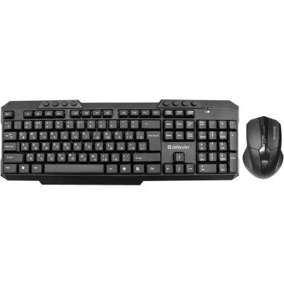 клавиатура Defender Jakarta C-805 Black
