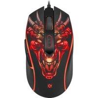 Мышь Defender Monstro GM-510L Black