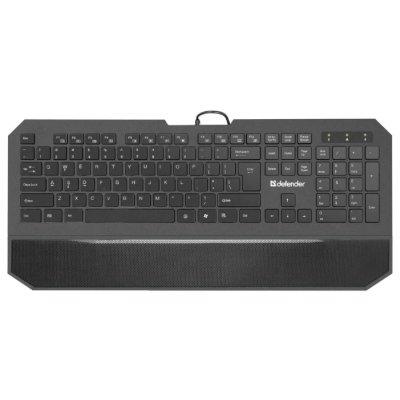 клавиатура Defender Oscar SM-600 Black