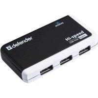 Разветвитель USB Defender Quadro Infix