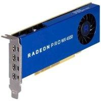 Видеокарта Dell AMD Radeon Pro WX 4100 4Gb 490-BDVO