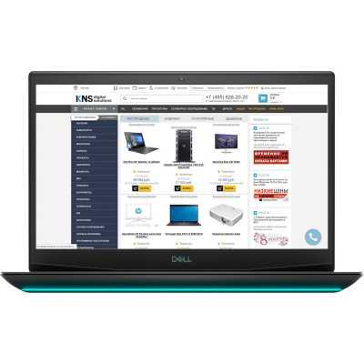 ноутбук Dell G5 15 5500 G515-5477-wpro
