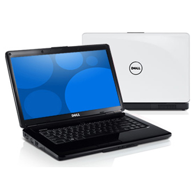ноутбук DELL Inspiron 1545 T4400/3/250/HD4330/Win 7 HB/White