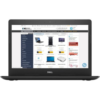 ноутбук Dell Latitude 3490-6757
