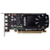 Видеокарта Dell nVidia Quadro P1000 4Gb 490-BDXN