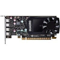 Видеокарта Dell nVidia Quadro P620 2Gb 490-BEQV