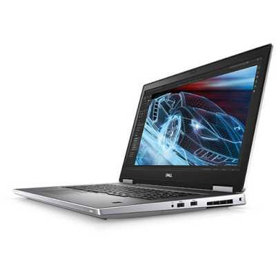 ноутбук Dell Precision 7740-5345