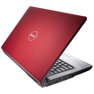 ноутбук DELL Studio 1558 i3 350M/2/250/HD5470/Win 7 HB/Red