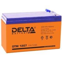 Батарея для UPS Delta DTM 1207