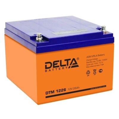 батарея для UPS Delta DTM 1226
