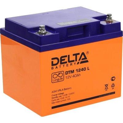 батарея для UPS Delta DTM 1240 L