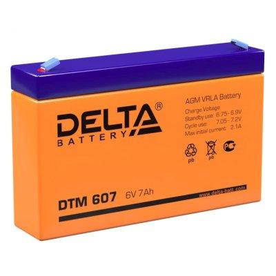 батарея для UPS Delta DTM 607
