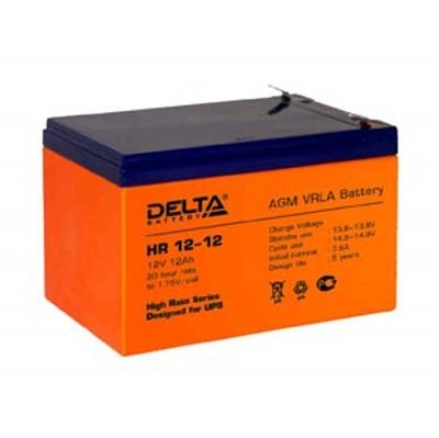 батарея для UPS Delta HR 12-12