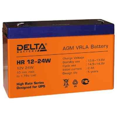 батарея для UPS Delta HR 12-24W