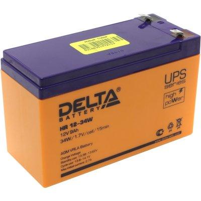 батарея для UPS Delta HR 12-34W
