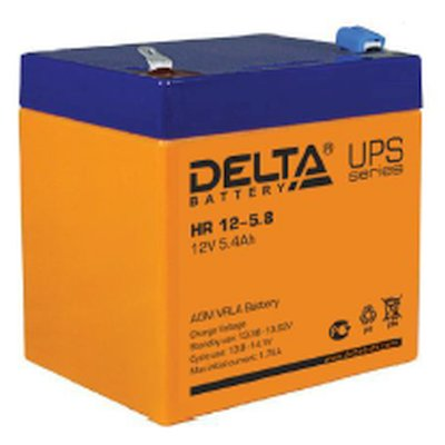батарея для UPS Delta HR 12-5.8