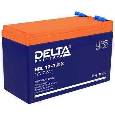 батарея для UPS Delta HRL 12-7.2 X