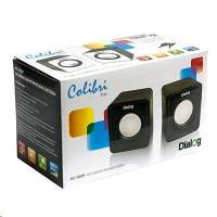 Колонка Dialog Colibri AC-02UP Black