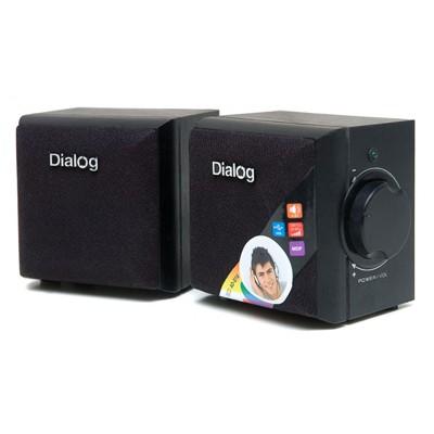 колонка Dialog Disco AD-01U Black