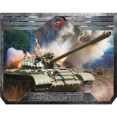 коврик для мыши Dialog Gan-Kata PGK-07 Tank