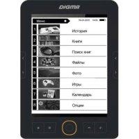 Электронная книга Digma E654 Grey