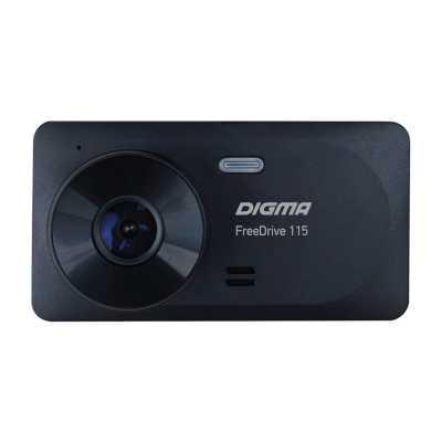 видеорегистратор Digma FreeDrive 115
