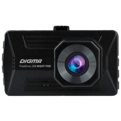 видеорегистратор Digma FreeDrive 208 Night FHD