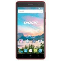 Смартфон Digma Hit Q500 3G Red