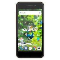 Смартфон Digma Linx A453 3G Gold