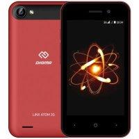 Смартфон Digma Linx Atom 3G Red
