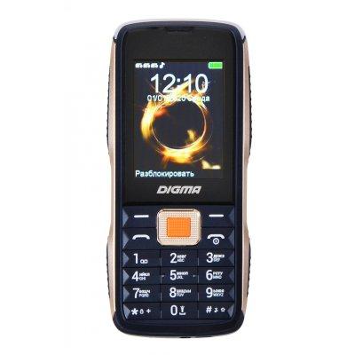 мобильный телефон Digma Linx R240 Blue
