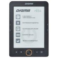 Электронная книга Digma R654 Grey