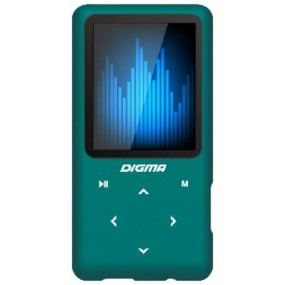 MP3 плеер Digma S2 8GB Emerald