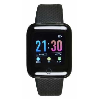 умные часы Digma Smartline D2e Black