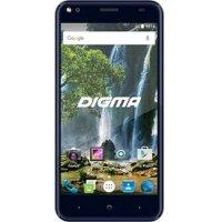 Смартфон Digma Vox E502 4G Blue