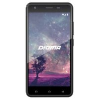 Смартфон Digma Vox G501 4G Grey