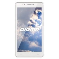 Смартфон Digma Vox S502 3G White