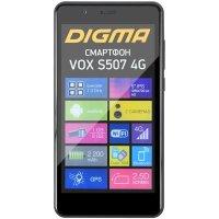 Смартфон Digma Vox S507 4G Black
