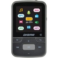 MP3 плеер Digma Z4 16GB Black