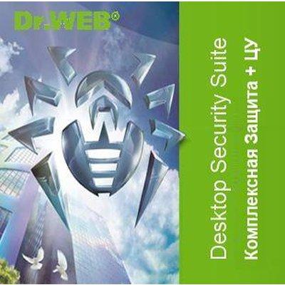 антивирус Dr. Web Desktop Security Suite LBW-BC-12M-33-A3