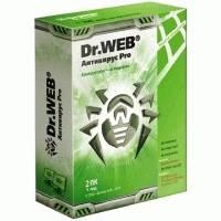 Антивирус Dr. Web Pro для Windows BBW-W12-0002-1