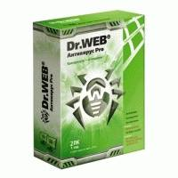 Антивирус Dr. Web Pro для Windows BHW-A-12M-2-A3