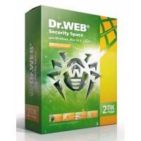 Антивирус Dr. Web Security Space BHW-B-24M-2-A3