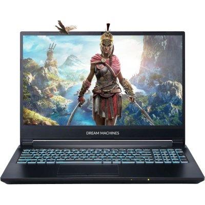 ноутбук Dream Machines G1650Ti-15RU40-wpro