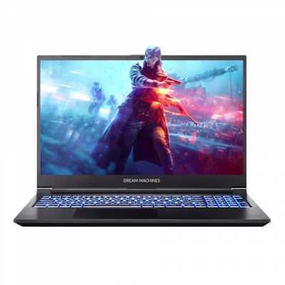ноутбук Dream Machines G1650Ti-15RU66-wpro