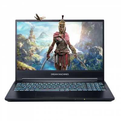 ноутбук Dream Machines G1660Ti-15RU55-wpro