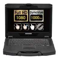 Ноутбук Durabook S14I Standard S4A1A2AAEAXE