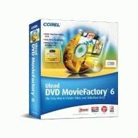 Программное обеспечение DVD MovieFactory V6 English DMF6IEPC